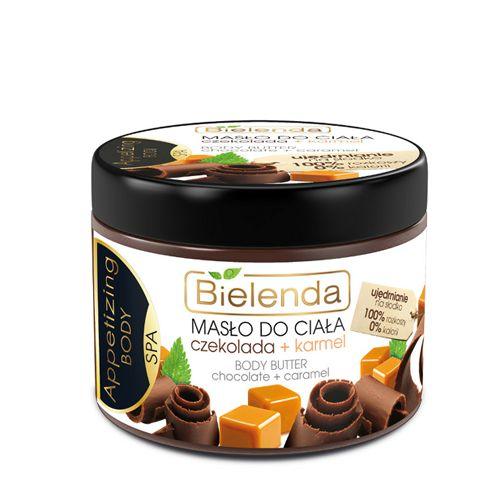 Bielenda Appetizing Body SPA Masło Czekolada i Karmel - Cosme.pl