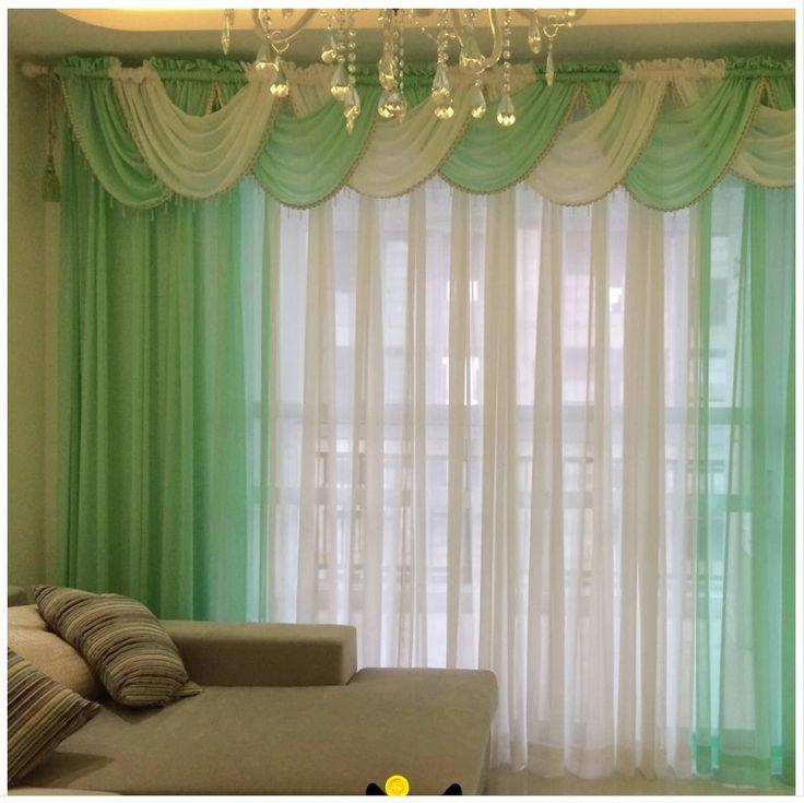 Las 25 mejores ideas sobre cortinas para la sala en for Cortinas dormitorio baratas