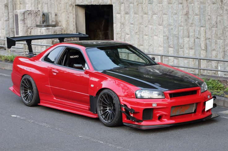 Used 1999 Nissan Skyline R34 for sale in Essex   Pistonheads