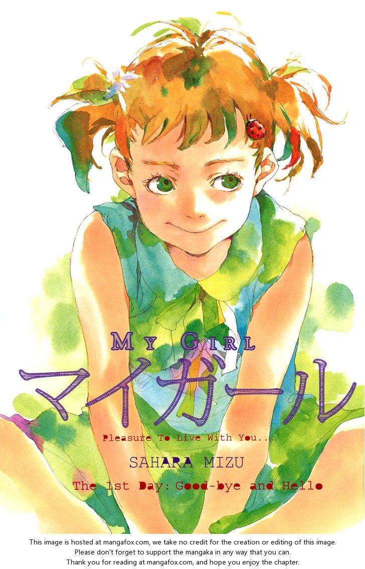 My Girl (SAHARA Mizu) 1 at MangaFox.me