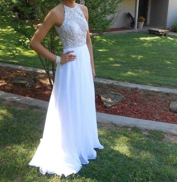 Pd340 Charming Prom Dress,Chiffon Prom Dress,Beading Prom Dress,A-Line Prom Dress,Floor-Length Prom Dress