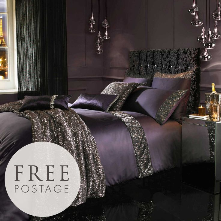 Astor AMesthyst Kylie Minogue bedding sets
