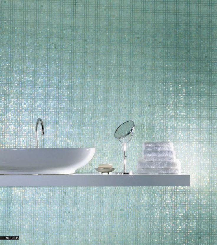 Bathroom Bright Tiles Mosaico Para El Ba O Bathroom Ba Os Pinterest Mosaicos Y Ba O