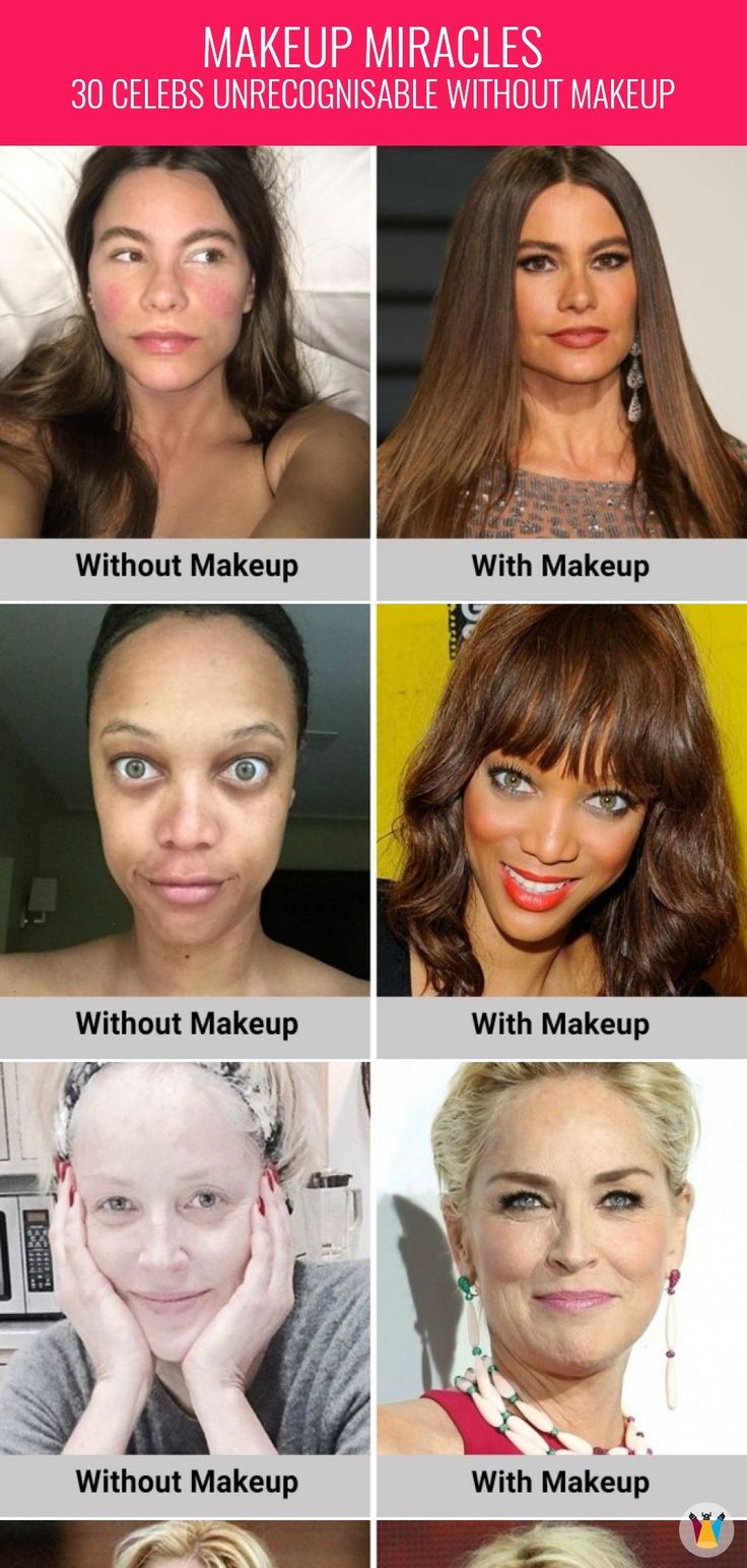we have compiled 30 photos of celebrities without makeup, and they are quite hard to recognize. From Cameron Diaz and Jennifer Lopez to the super hot Kim Kardashian – this list won't disappoint you.