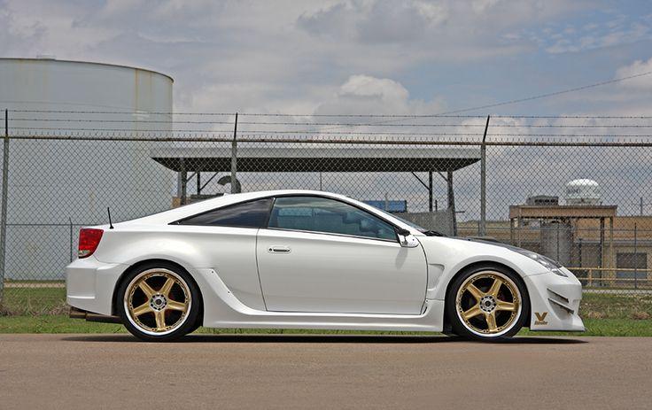 Proper Toyota Celica GT-S