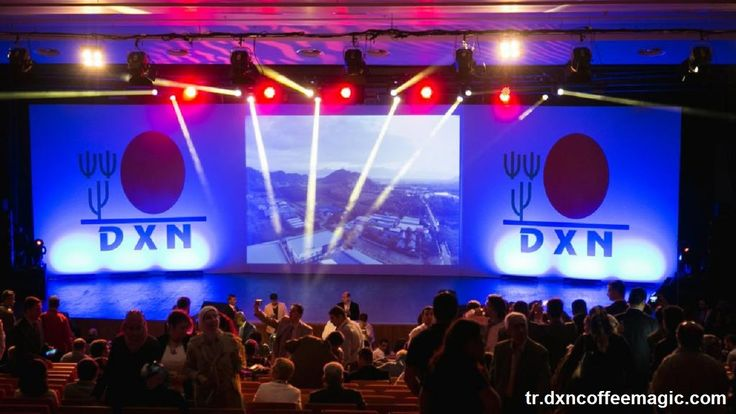 DXN TURKEY Ganoderma company office opening