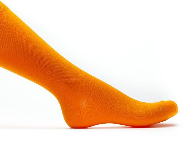 Oranje casual sokken: Dutch Orange