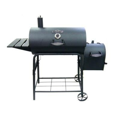 RiverGrille Cattleman 29 in Charcoal Grill and Smoker *** Details can be found by clicking on the image.(This is an Amazon affiliate link and I receive a commission for the sales)
