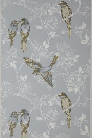 Songbird Porcelain 53cm