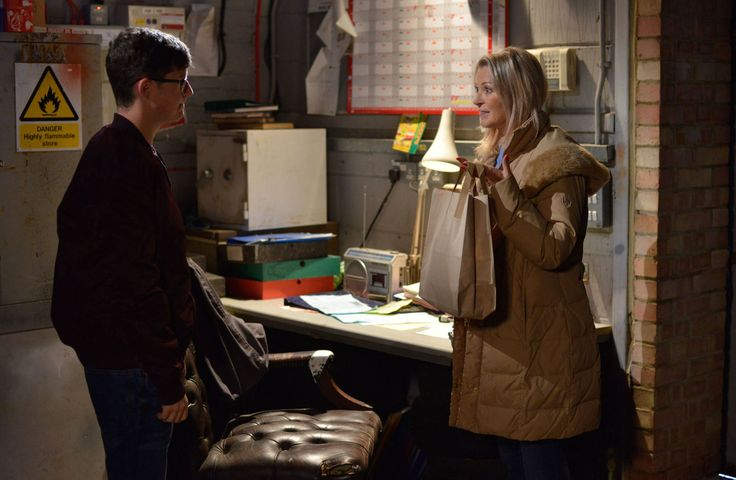 EastEnders exit plan for Kathy Beale after Ben Mitchell learns about her rape ordeal - DigitalSpy.com
