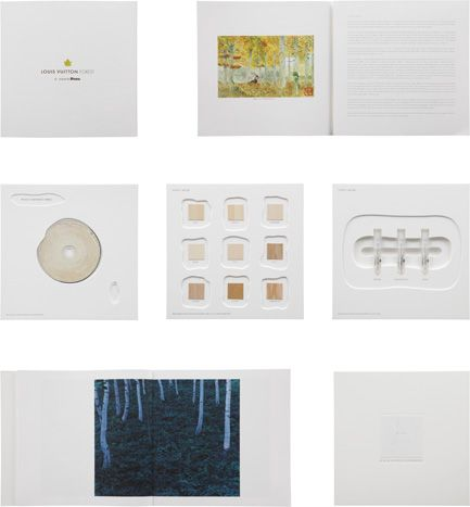 Louis Vuitton Japan forest box