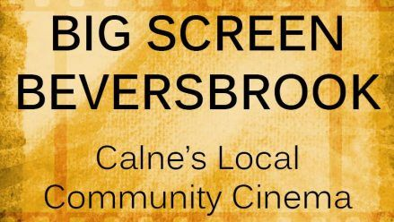 Great Year of Film for Big Screen Beversbrook - 2016 is set to be a great year of film for Big Screen Beversbrook, a community cinema run by Calne Town Council at Beversbrook Sports & Community Facility.