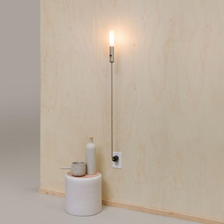 Wald Hi-Lo Plug-In Lamp
