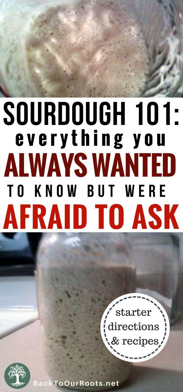 How to start a sourdough starter
