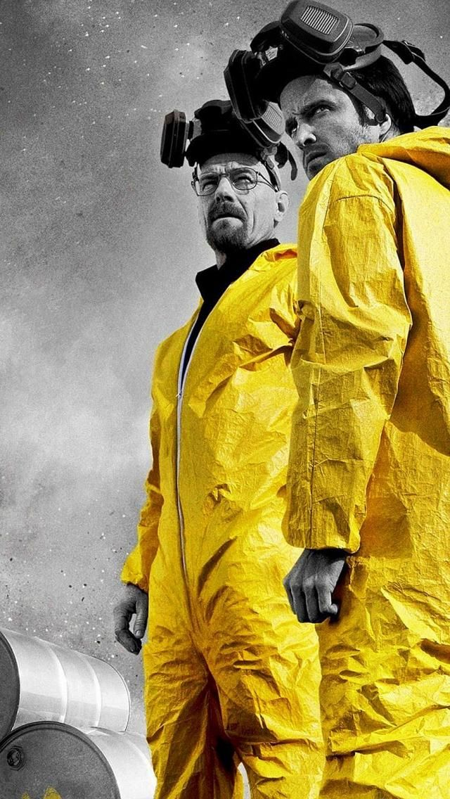 Breaking Bad. Awesome show!