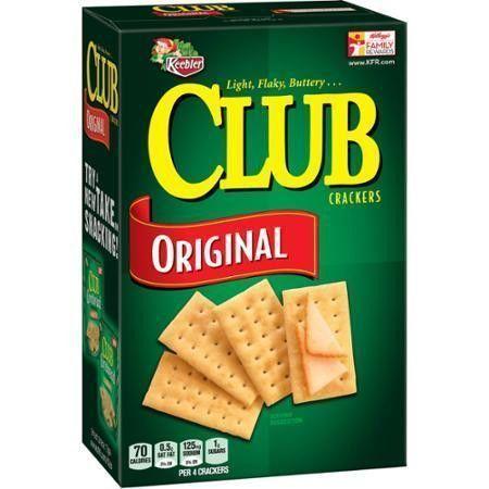 Keebler Club Original Crackers 13.7 oz.
