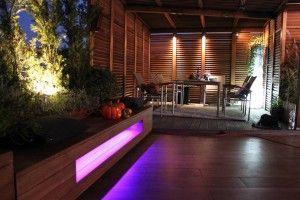 Oświetlenie RGB płynnie zmieniające kolor w Twoim ogrodzie
