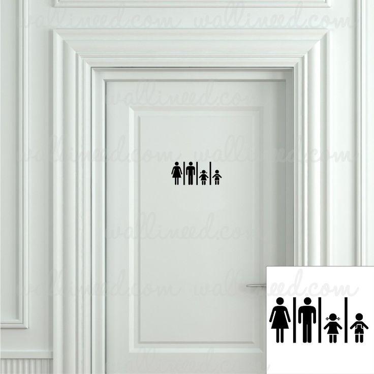 37 best funny toilet signs images on pinterest | door stickers