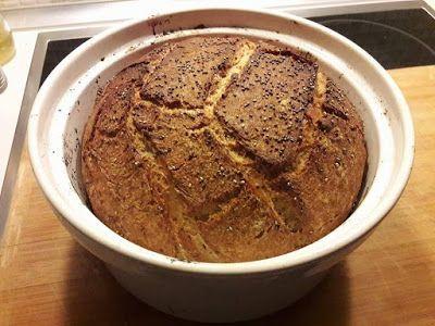 Divá   Divizna: Chléb s Chia semínky