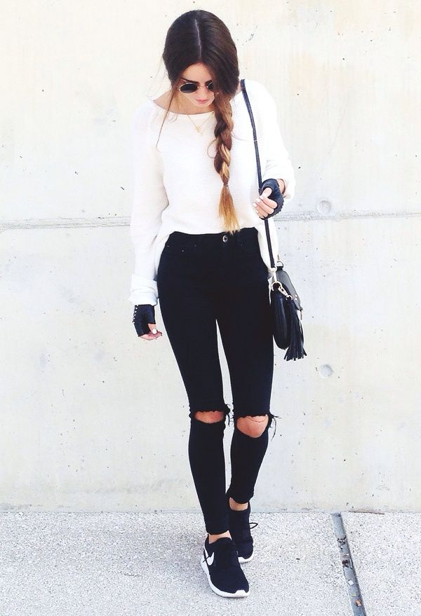 Perfect Knee Cut Jeans Amp Why We39re All Obsessed With Them  Fashion Tag Blog