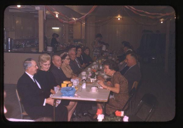 Old Timers banquet at Lafleche | saskhistoryonline.ca