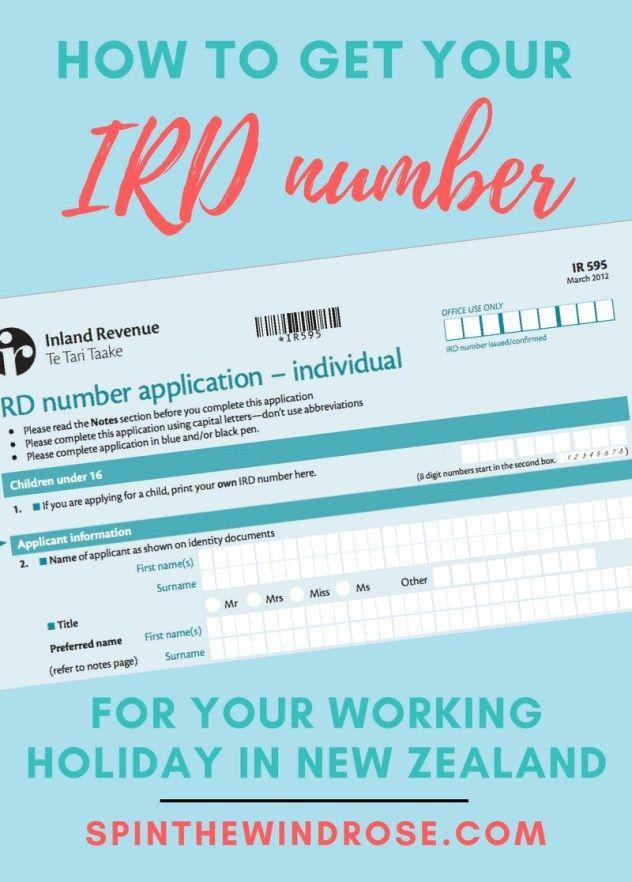 4b8454c5d28494fd9276202de66255f6 - How Long Does It Take To Get An Ird Number