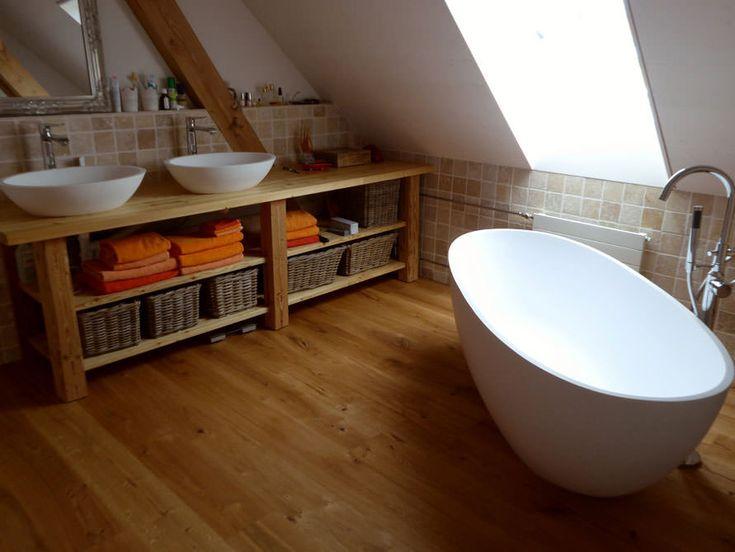 Freistehende Badewanne Piemont Medio #baedermax #badewanne #badezimmer  #badideen Badezimmer Ideen! Badezimmer