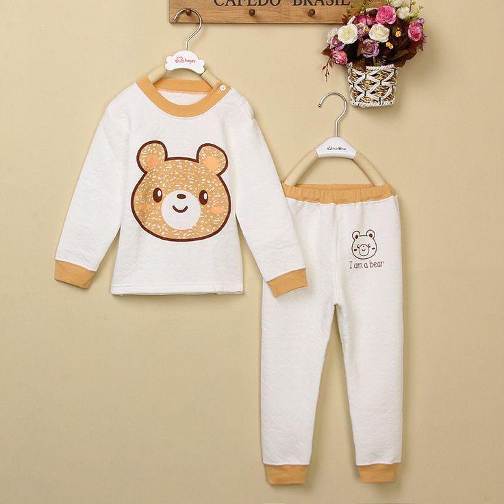 Baby Bear Pajamas – Poppatosh