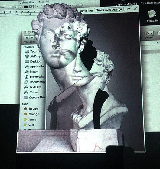 Digital Art / Mapping