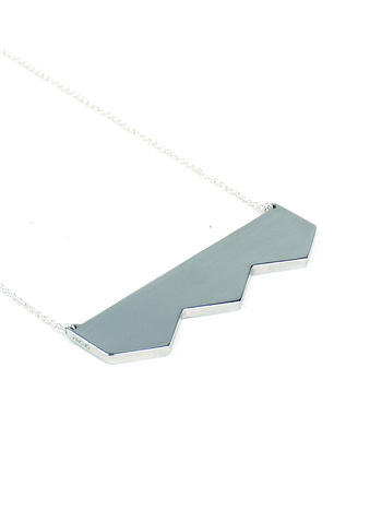 Ketting stainless steel No.2 - made in Holland by designer OFORM