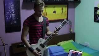 Burn it to the Ground - Nickelback (Cover) - YouTube