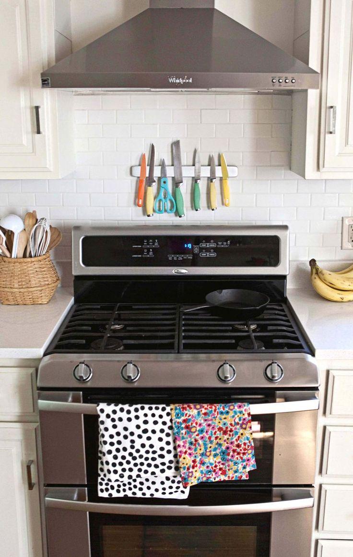 Now that's what I call Kitsch kitchen with capital K - Elsie Larson's Kitchen Tour!