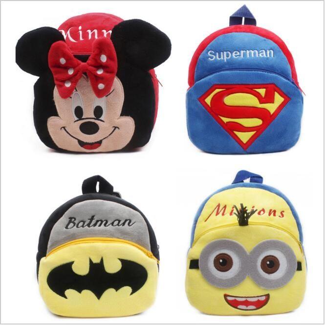 $5.35 (Buy here: https://alitems.com/g/1e8d114494ebda23ff8b16525dc3e8/?i=5&ulp=https%3A%2F%2Fwww.aliexpress.com%2Fitem%2F2016-Cartoon-Kids-Plush-Backpacks-Spiderman-Mini-schoolbag-Hello-Kitty-Plush-Backpack-Children-School-Bags-Girls%2F32793855930.html ) 2016 Cartoon Kids Plush Backpacks Spiderman Mini schoolbag Hello Kitty Plush Backpack Children School Bags Girls Boys Backpack for just $5.35