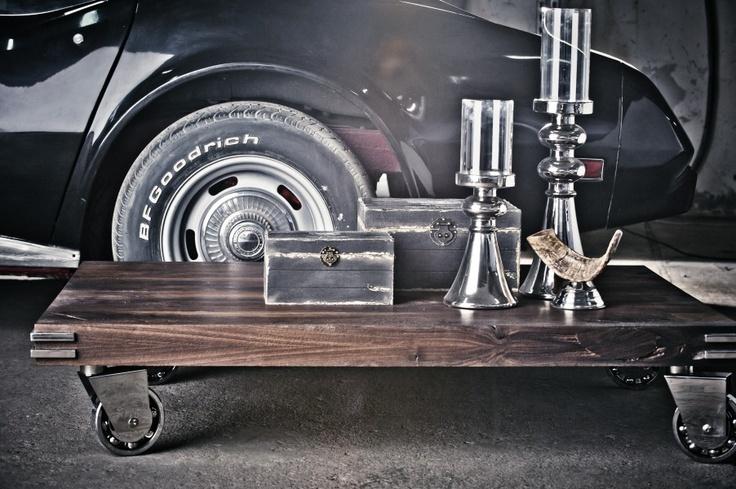 Burn wheels - AlmiDecor