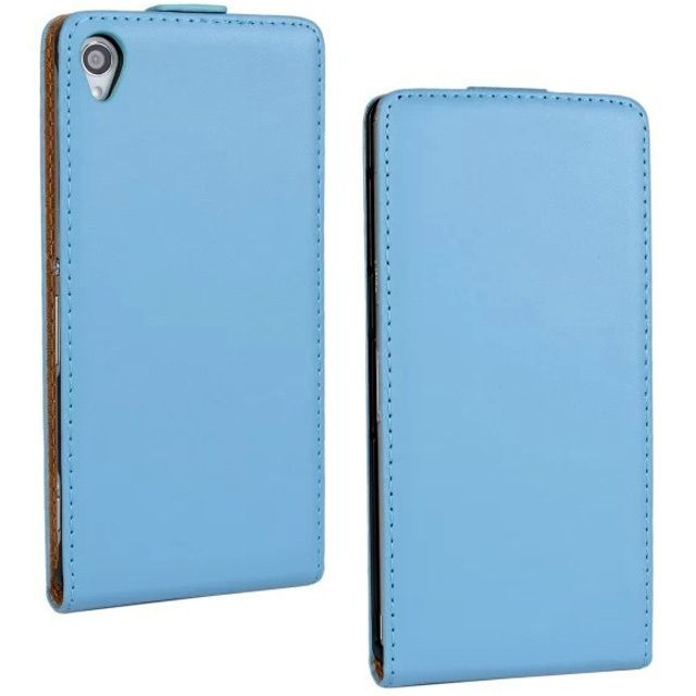 New Case - Light Blue Sony Xperia Z3 Genuine Leather Cover Flip Case, $19.95 (http://www.newcase.com.au/light-blue-sony-xperia-z3-genuine-leather-cover-flip-case/)