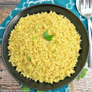 how to make couscous recipe - you have to try this easy parmesan couscous recipe for your next dinner. Your family will love couscous!