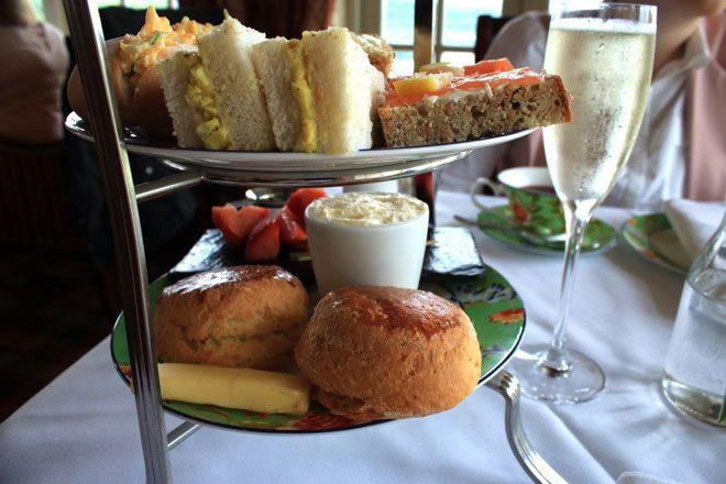 Afternoon Tea at @LoughErneResort