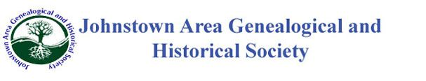 Johnstown Area Genealogical and Historical Society