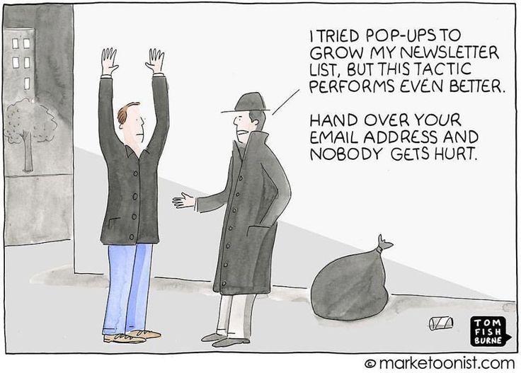 Powerful pop ups  🙌🏼 #keepitsimple