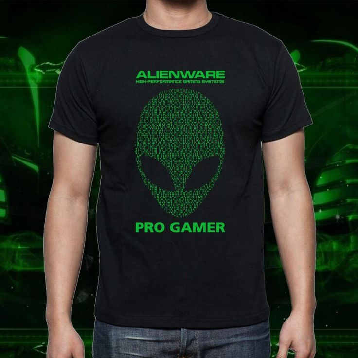 Alienware pro gamer T Shirt  Tv shows & video games apparel  alien computer, alien dell, alien games, alien gaming computer, alien gaming laptop, alien gaming pc, alien laptop, alien notebook, alienware, alienware 15, alienware 17, alienware 2016, alienware 51, alienware area 51, alienware aurora, alienware best laptop, alienware cheap, alienware cheapest laptop, alienware computer, alienware cpu, alienware dell,