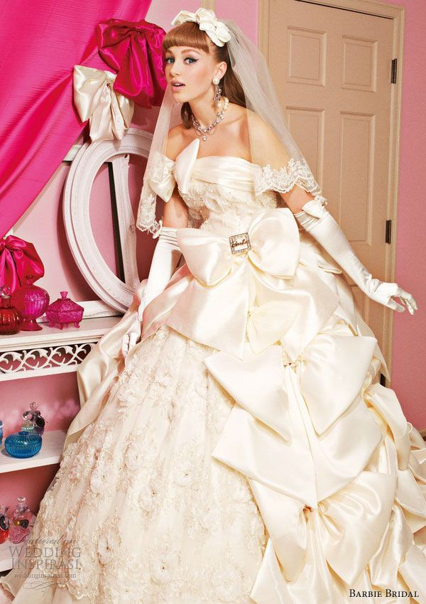 Barbie Bridal Wedding Dresses — The Ninth Collection | Wedding Inspirasi
