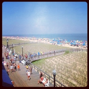Longing for the warm sunny days on the Bethany Beach boardwalk? Find travel ideas at http://www.visitdelaware.com/things-to-do/beaches/bethany-beach.