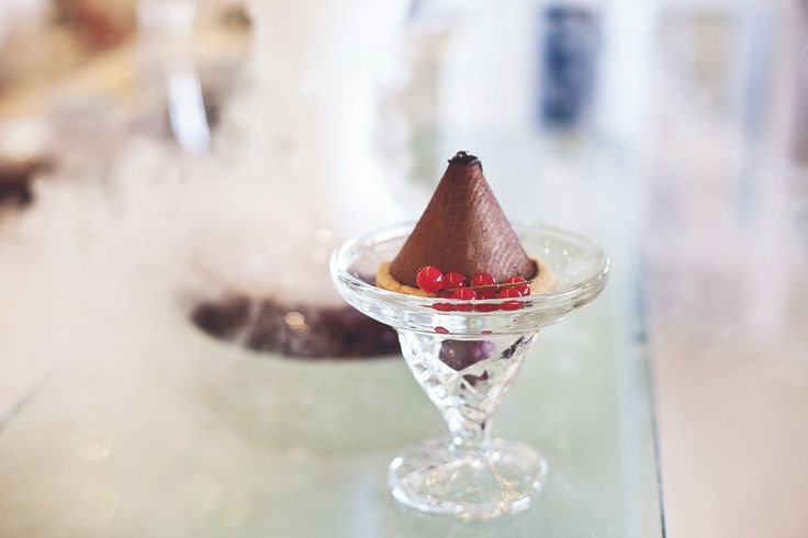 Another #astirchocolating creation by executive pastry chef Franzeskos Sozos. Get the recipe for this irresistible Chocolate mousse with stevia (no sugar!)