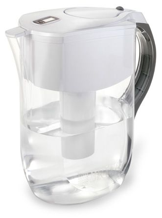 Having a good water filter is a great way to stay motivated to be hydrated.