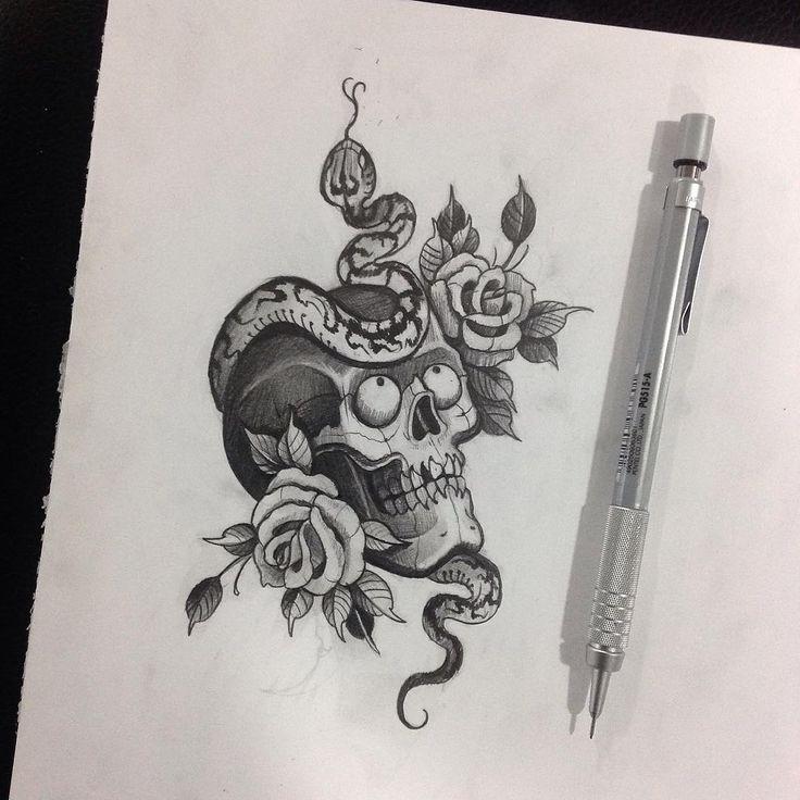 Desenho feito por nosso parceiro  @lorenzogentil atualmente trabalhando no estúdio @thecirclelondon na cidade de Londres, agenda será reaberta no final desse ano. Obrigado. #lorenzogentil #aconfrariatattoo #aconfrariaprivatetattoostudio #capixabadagema #serraes #vitoriaes #vitoria #laranjeiras #pretoebraco #caveira #serpentes #tattoo
