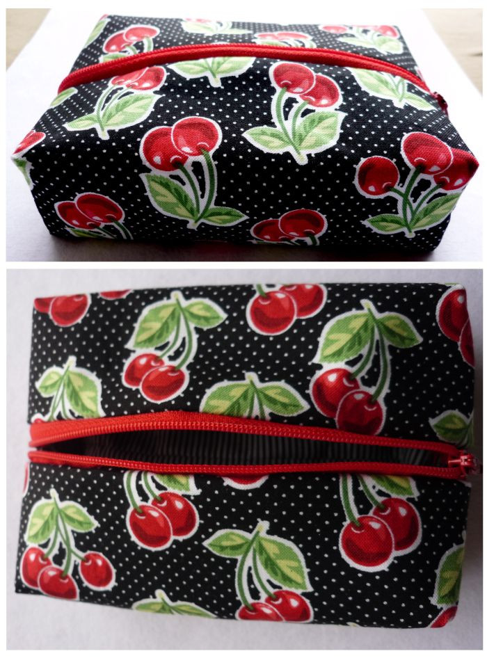 Cartucheras / Zipper bags | Pieza Original