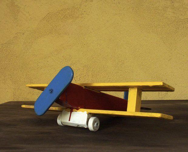 Cómo construir modelos de aviones con madera balsa