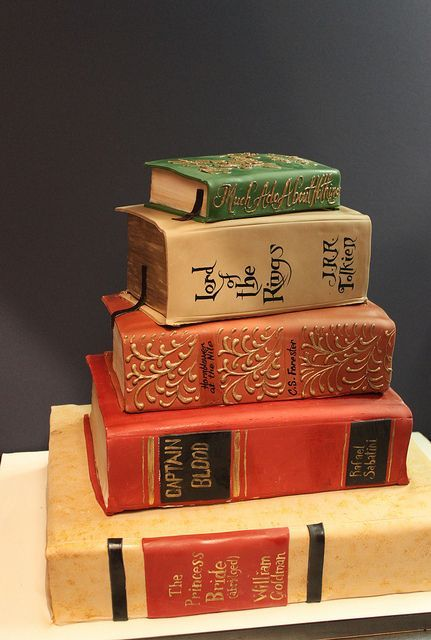 librarian cake - Google Search