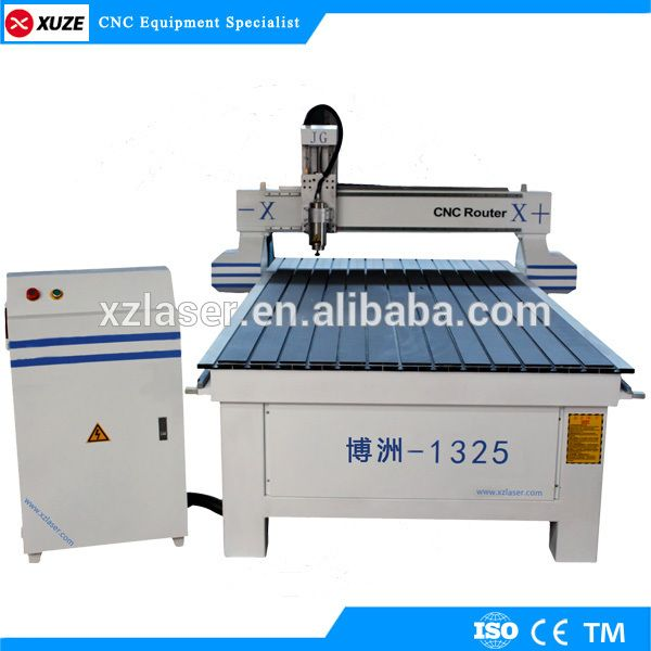 China hot sale vaccum table wood cnc router price in jinan