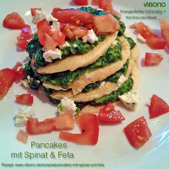 Pancakes-mit-Spinat-und-Feta